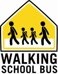 Walking School Bus is Coming